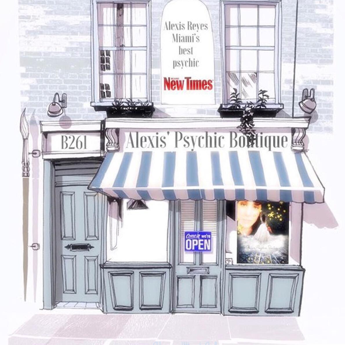 Alexis' Psychic Boutique – Alexis Reyes